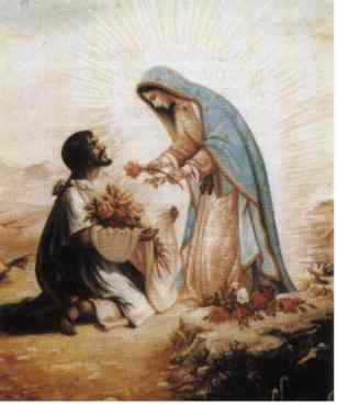 juan diego and our lady